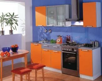 чем отделать стены в кухне: краска