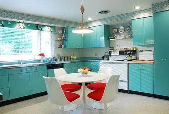 сочетание цветов для интерьера кухни: как преобразить кухню