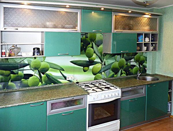 чем отделать стены кухни: панели