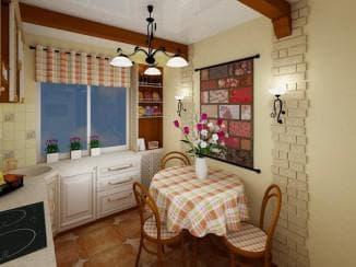 чем отделать стены на кухне: материалы