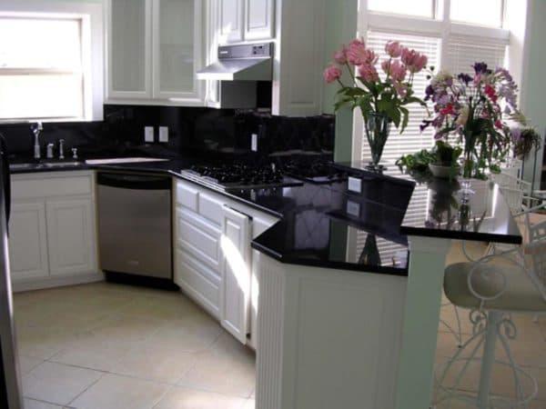 столешницы в кухне
