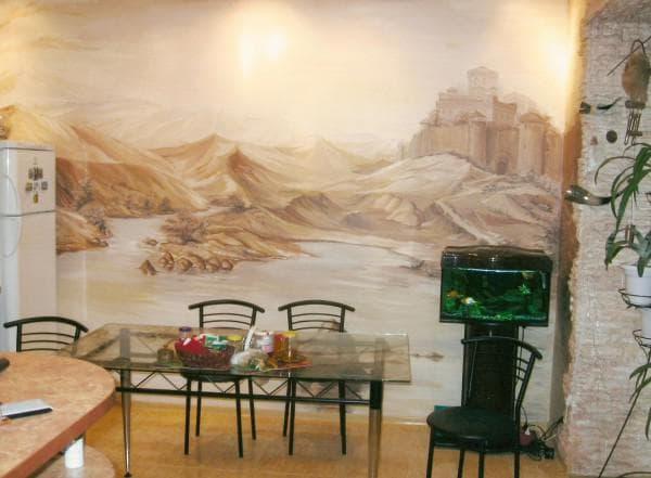 картины на стену кухни