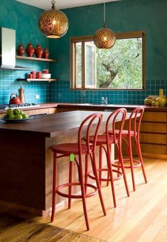 Стулья со спинкой для кухни
