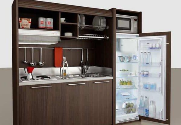 холодильник без морозильной камеры однокамерный
