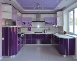 шкаф кухонный для посуды напольный