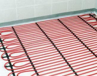 теплые водяные полы под плитку