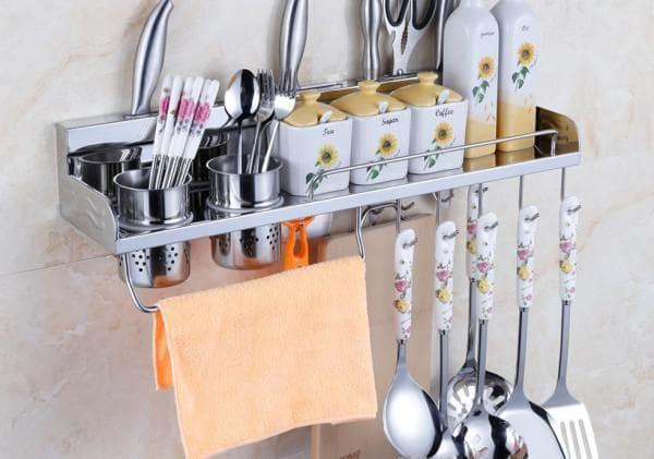 Рейлинги на кухне как разместить