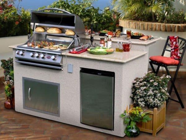 Кухни дизайн для маленькой площади