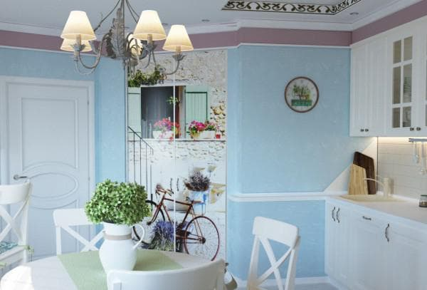 цвет на кухне сочетание цветов