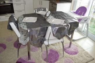 металлические стулья на кухню