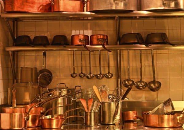 рейлинги для кухни как разместить