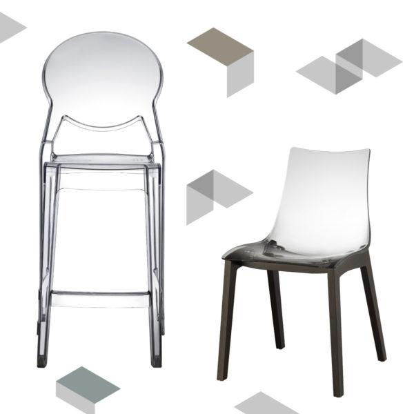 Как определить высоту стула для барной стойки
