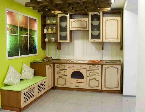 какой цвет выбрать для кухни