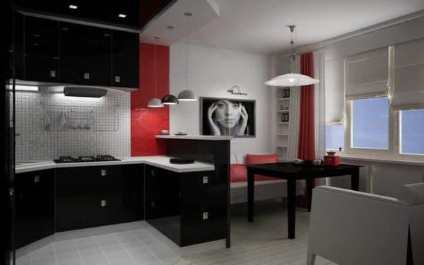 Цвет кухни сочетание цветов,