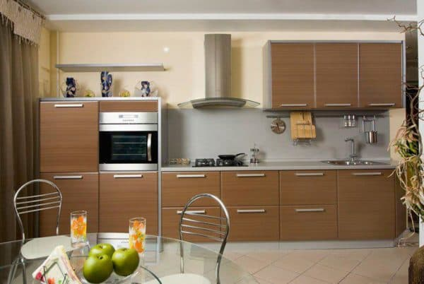 Какой цвет выбрать на кухню