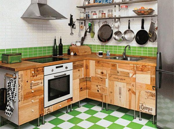 Интересные идеи для кухни