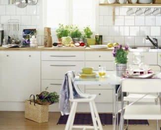 коврики на пол на кухню