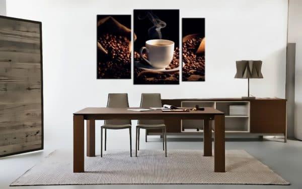 модульные картины +для кухни фото