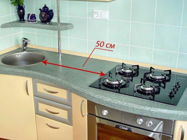 Подстолье под мойку на кухню