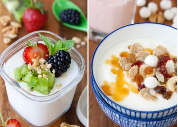 Вкусный и полезный завтрак