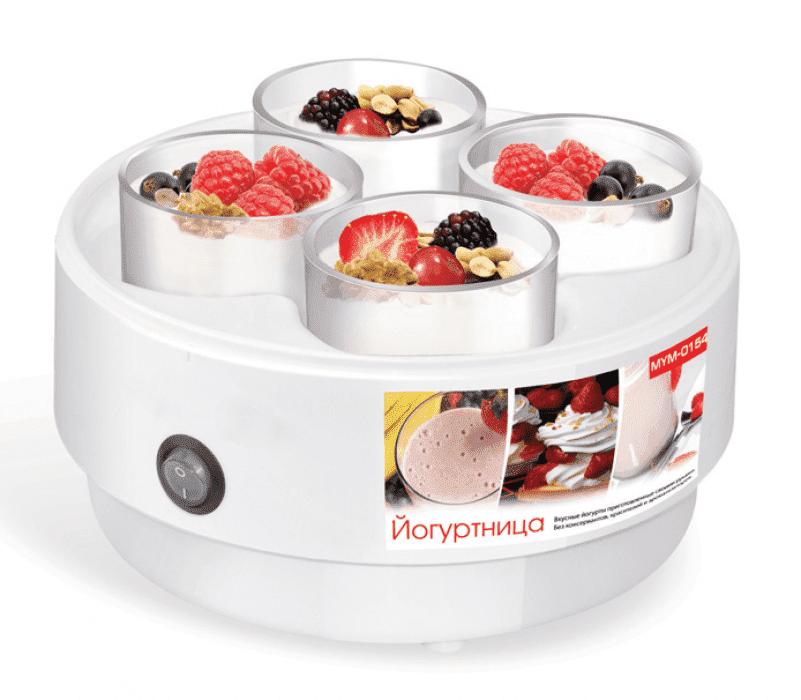 Как выбрать лучшую йогуртницу: что важно знать?