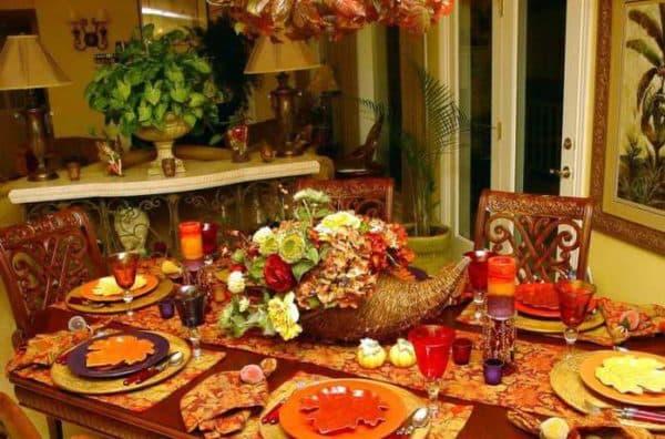 Сервировка стола в домашних условиях,