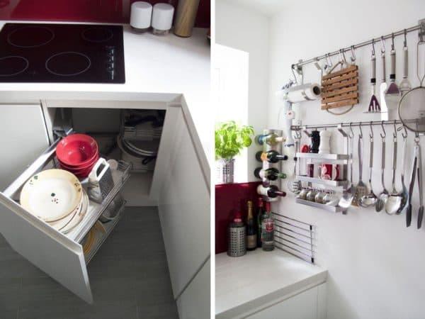 фурнитура для кухонных шкафчиков