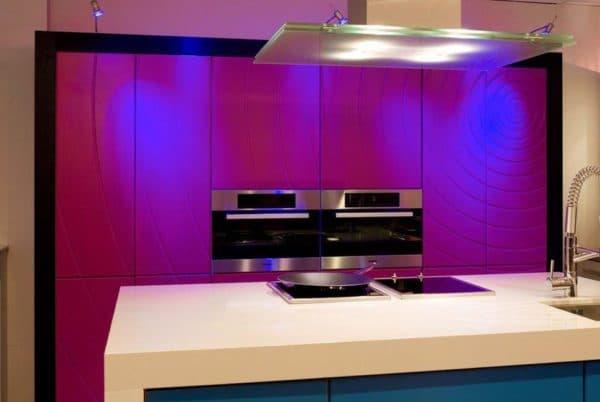 какой выбрать цвет для кухни
