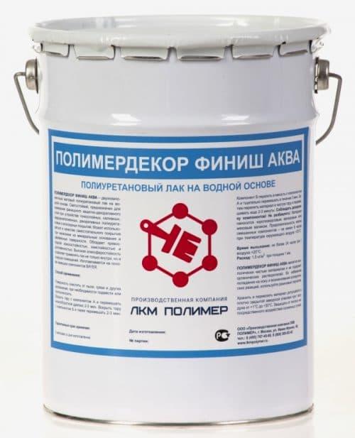 полиуретановая краска на водной основе