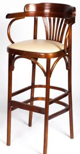 венский стул для оформления барной стойки