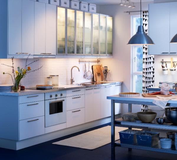 Модульные кухни Икеа