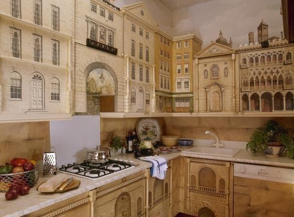 Размеры кухонных фасадов