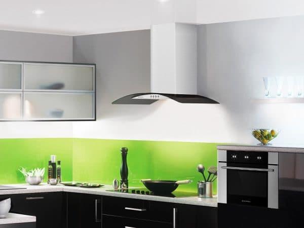 как выглядит кухонная вытяжка