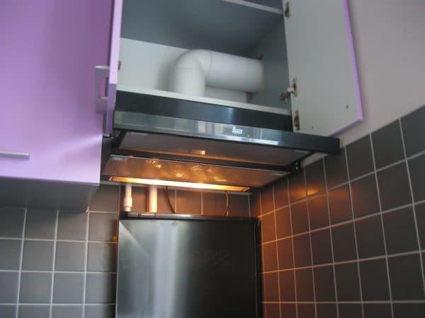 вытяжки с воздухоочистителями для кухни
