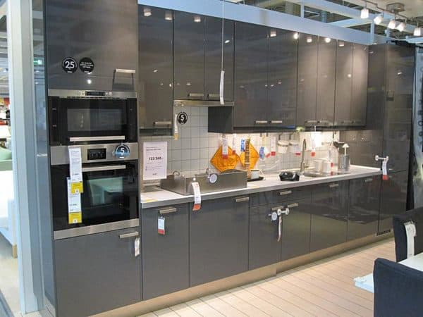 Кухни метод Икеа