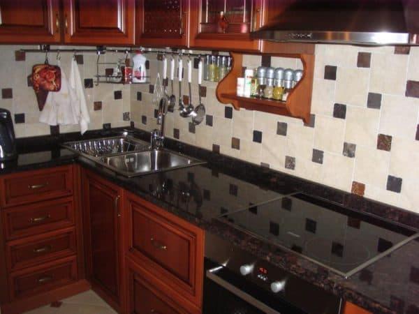 Столешница для кухни какую выбрать
