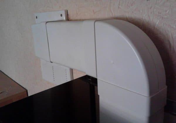 Пластиковые воздуховоды для вытяжки