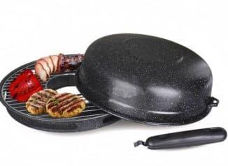 гриль сковорода на газовую плиту