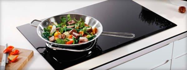 сковорода гриль для стеклокерамической плиты