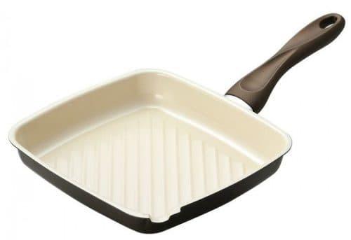сковорода гриль с керамическим покрытием BergHOFF