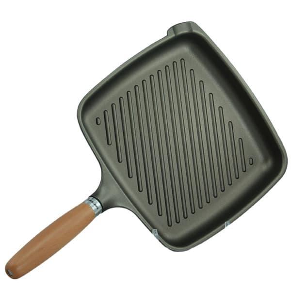 сковорода гриль с керамическим покрытием Lodge