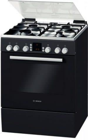 комбинированная плита с электрической духовкой Bosch под маркой HGD 745255