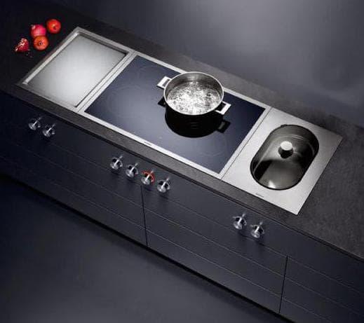 комбинированная плита горенье с индукционной поверхностью
