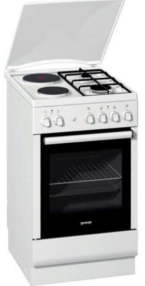 комбинированная плита горенье KN512WH