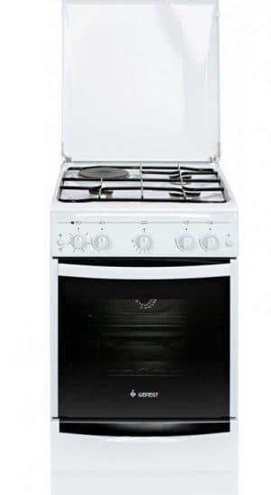 комбинированные кухонные плиты Gefest