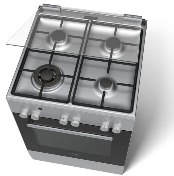 комбинированные кухонные плиты Bosch