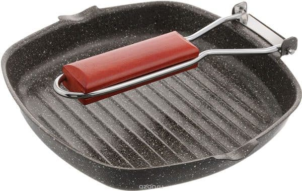 сковорода с антипригарным покрытием Mayer & Boch