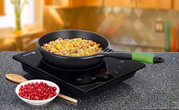 сковорода гриль для индукционной плиты Zepter