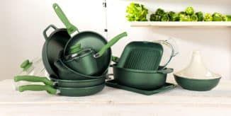 сковорода гриль Risolì для индукционной плиты