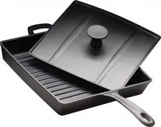 сковорода прямоугольной формы